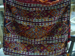 Образцовый армянский ковер