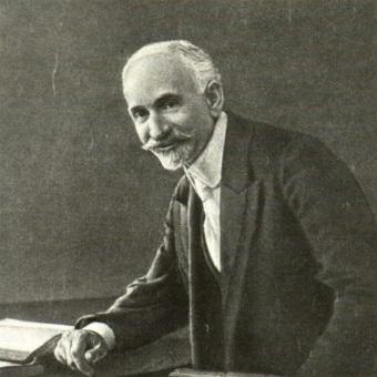 Классик армянской литературы Ованес Туманян