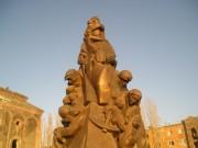 Гюмри. Памятник «Жертвам безвинным, сердцам милосердным...»
