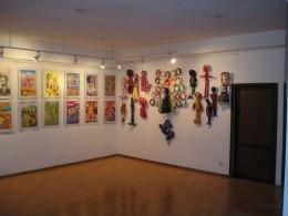 Выставка работ учащихся Национального центра эстетики