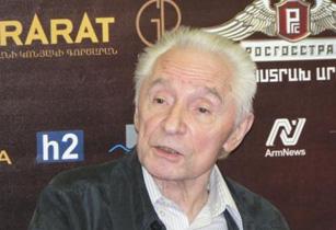 Юрий Григорович в Ереване