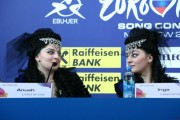 Инга и Ануш. Евровидение-2009