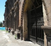 Часть улицы Абовяна, ведущая к площади Вардананц