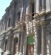 Литой балкон на Абовяна