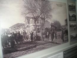 Армянский квартал в Турции на открытке