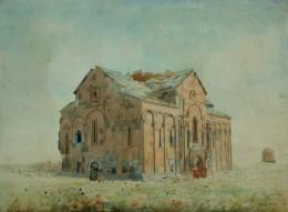 А. Фетвачян. Анийский собор