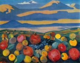 Сарьян. Ереван в октябре