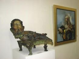 Газаз в Музее современного искусства, Ереван