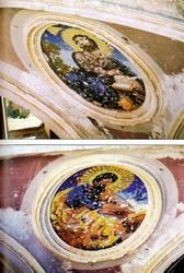 Старинная армянская фреска