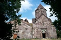 Общий вид монастыря Макараванк