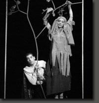 Сцена из сказки-мюзикла «Ехегнуи»