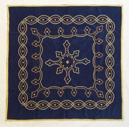 Образец вышивки мараш
