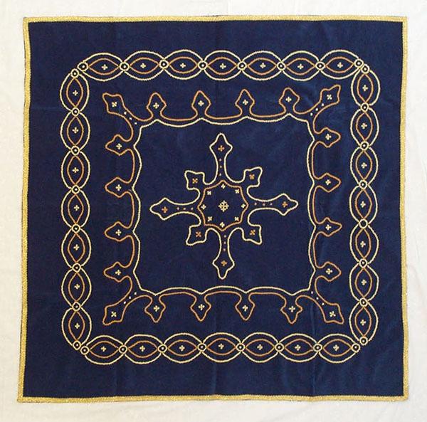 Армянские узоры вышивка 46