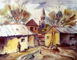 Картина Саркиса Терзяна