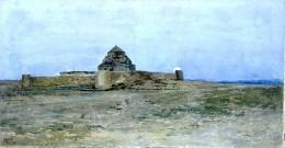 Вардгес Суренянц, Церковь св. Рипсиме близ Эчмиадзина, 1897 год